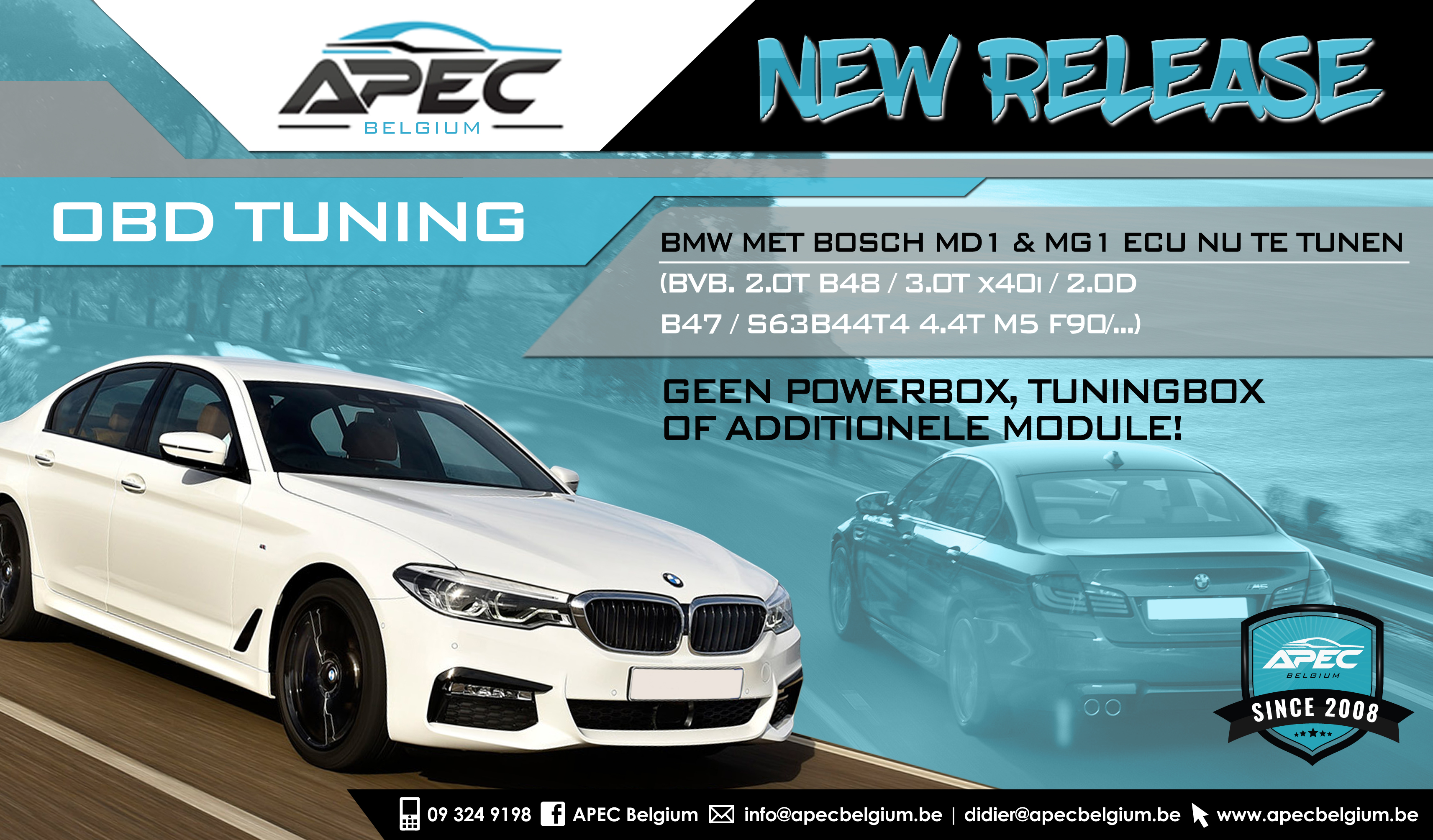 BMW new release